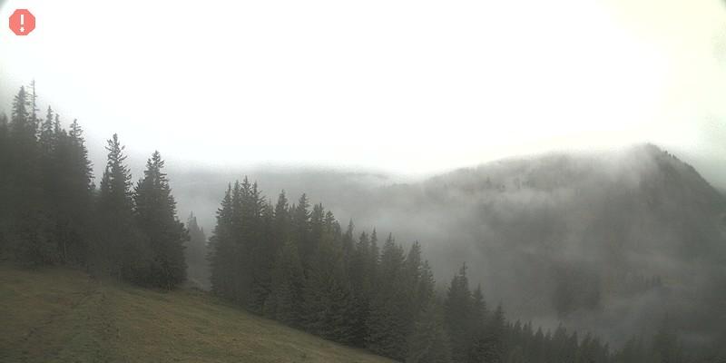 Webcam 06 zeigt von li nach re auf die Oberstdorfer Berge und den Wannenkopf