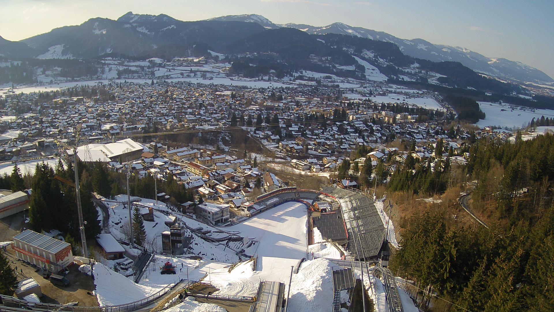 Webcam: Erdinger Arena